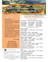 Bulletin municipal n°10 mai 2014
